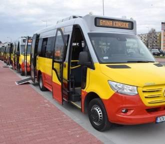 Rozkłady jazdy komunikacji publicznej na terenie gminie Końskie. Sprawdź, ile kosztują bilety.