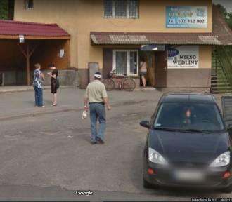 Tłuchowo. Zdjęcia przyłapanych w gminie Tłuchowo przez Google Street View