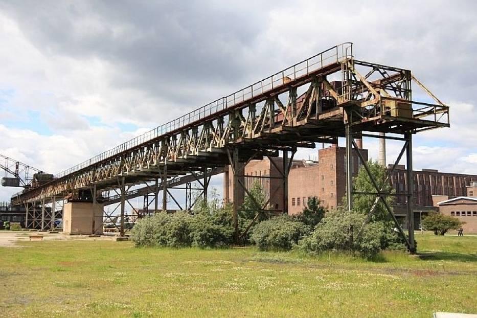 Muzeum mieści się na terenie elektrowni, która zasilała cały kompleks Peenemünde