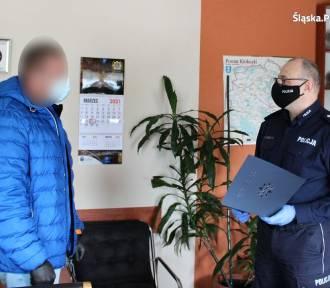 Komendant podziękował świadkowi, który pomógł wyeliminować z ruchu pijanego kierowcę