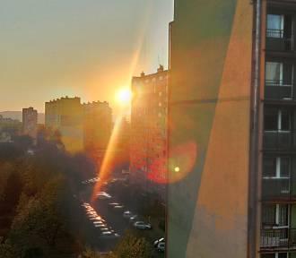 Cudowny wschód słońca na Piaskowej Górze. Zobaczcie [ZDJĘCIA]