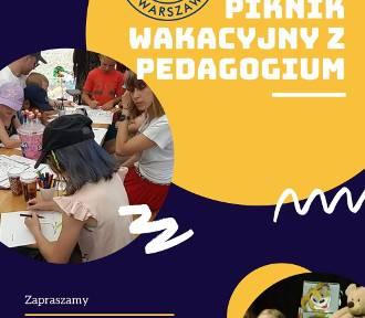 Piknik wakacyjny z Pedagogium