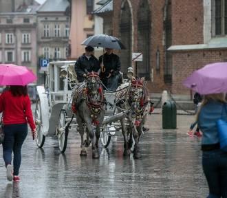 Deszczowa środa w Małopolsce. W kolejnych dniach więcej słońca