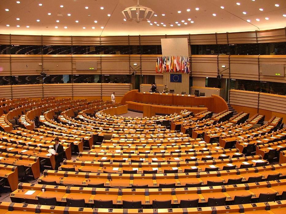 Parlament Europejski, Bruksela