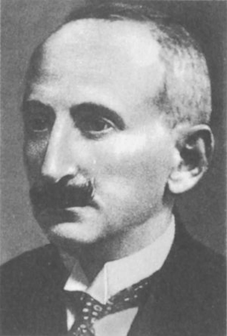 Portret Bolesława LeśmianaDomena publiczna