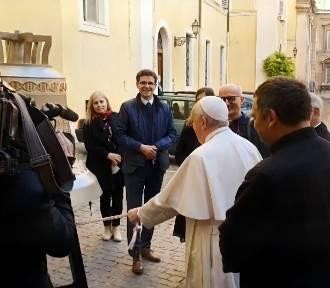 Papież poświęcił dzwony z Polski, które zabrzmią za granicą w obronie życia