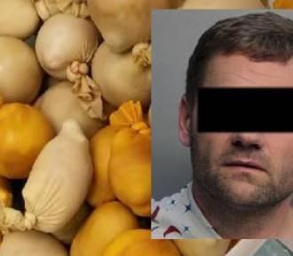 Ostrowski DJ skazany za przemyt kokainy na 3 lata więzienia