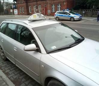 Powiat wejherowski: Policjanci skontrolowali taksówki. Są mandaty