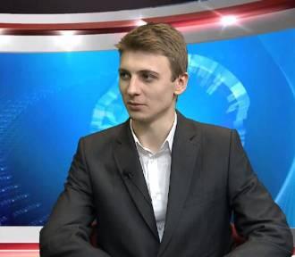 Student z Rzeszowa buduje marsjańskiego łazika [WIDEO]