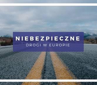 Oto najbardziej niebezpieczne drogi w Europie! Jak jest w Polsce?