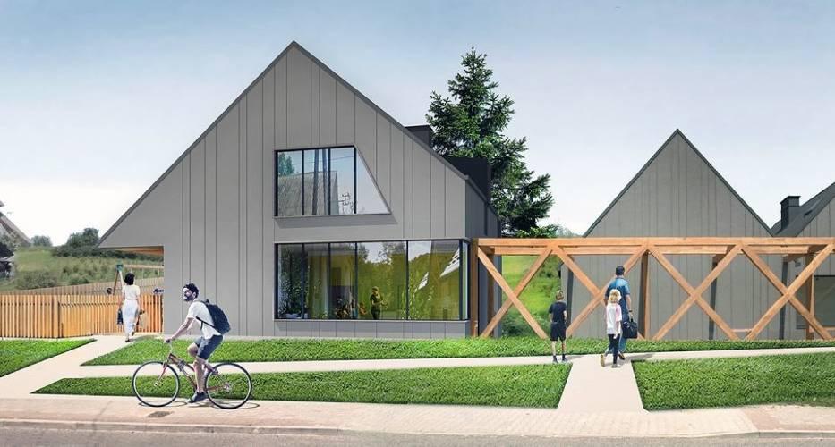 Tak będzie wyglądał budynek przedszkola w Przysietnicy