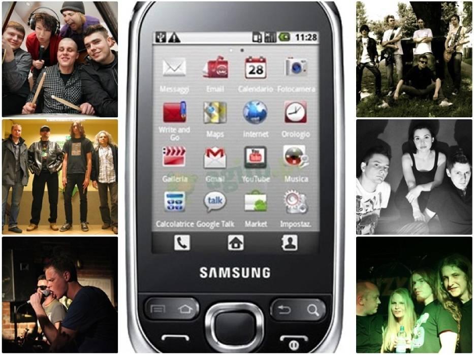 Wyślij SMS i wygraj telefon Samsung Galaxy