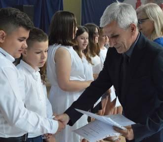 Zakończenie roku szkolnego w Szkole Podstawowej w Uniejowie (ZDJĘCIA)