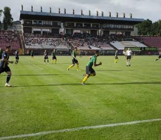 Trwa remont stadionu po awansie GKS-u do II ligi