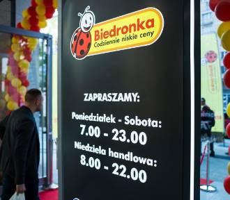 Wrocław. Nowa Biedronka na południu miasta. Wkrótce otwarcie