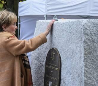 Szamotuły. Oznakowano cmentarz żydowski zniszczony w 1939 roku przez okupantów