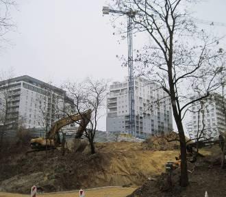 Przy ul. Północnej w Lublinie powstają nowe mieszkania. Zobacz zdjęcia