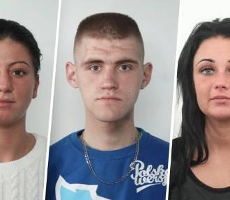 Są poszukiwani przez policję i mają maksymalnie 30 lat