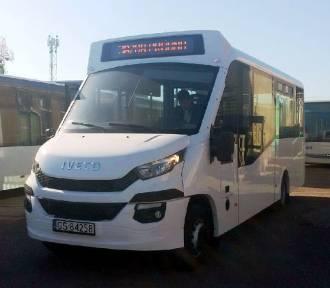 Autobus Iveco Stratos będzie testowany w Grudziądzu!