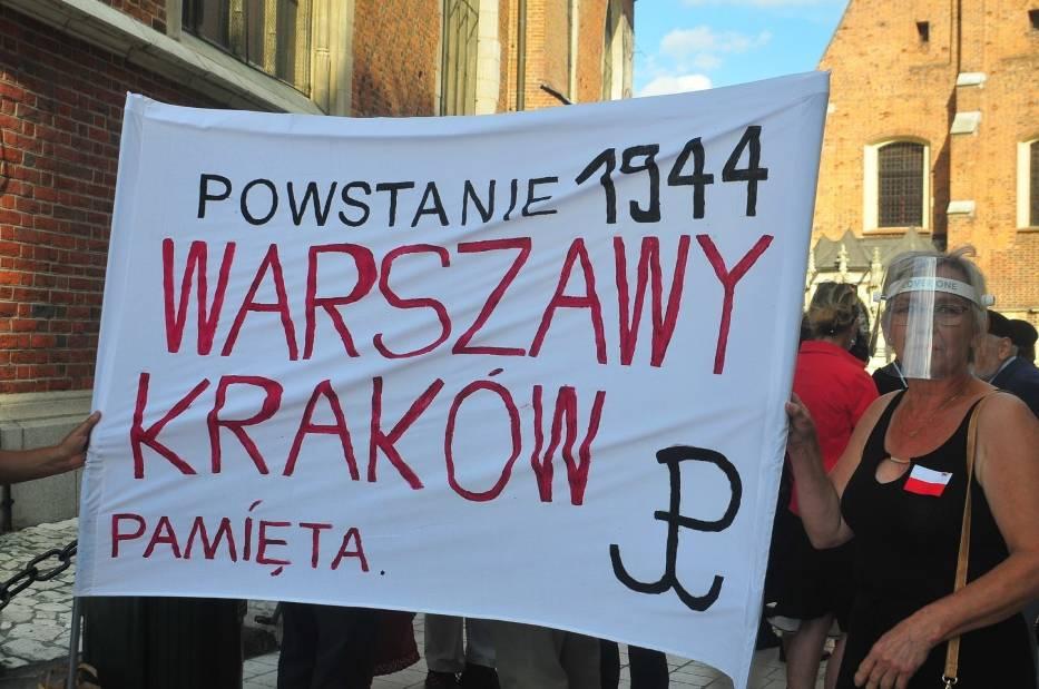 Krakowskie obchody 76