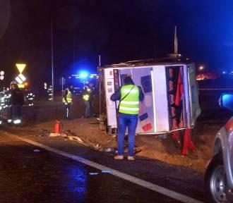 Wypadek na S3. Kierowca usłyszał zarzuty. Sąd odrzucił wniosek o areszt