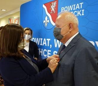 Radny powiatu dębickiego odznaczony Krzyżem Kawalerskim Orderu Odrodzenia Polski