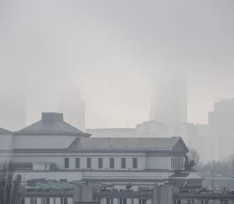Smog w Warszawie. Obalamy mity na temat powietrza w stolicy