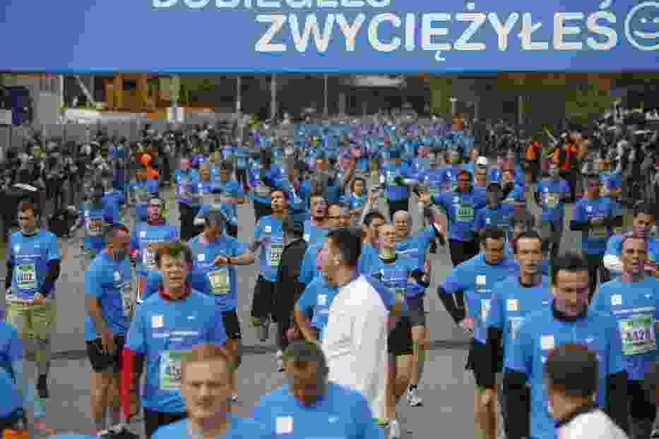 W niedzielę startuje PKO Biegnij Warszawo