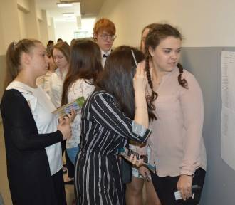 Matura 2019 w Zespole Szkół w Zduńskiej Woli Karsznicach [zdjęcia, video]