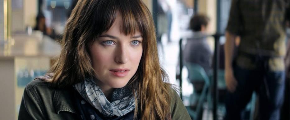 """""""Pięćdziesiąt twarzy Greya"""" - kadr z filmu"""