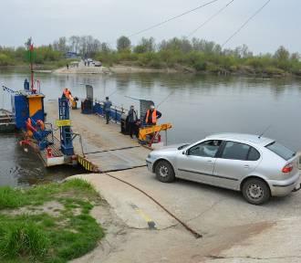 Borusowa. Nowy most na Wiśle połączy Małopolskę i świętokrzyskie [ZDJĘCIA]