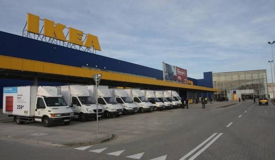 IKEA przewóz mebli
