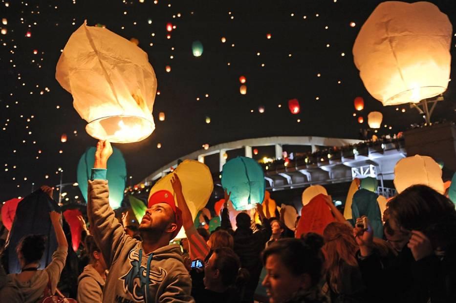 Noc Kupały w Poznaniu: W tym roku nie będzie lampionów?