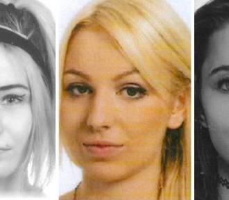 Młode kobiety poszukiwane w Bydgoszczy i okolicach przez policję! Znasz je? Zdjęcia
