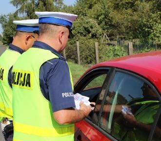 Europejski Dzień Bez Ofiar Śmiertelnych na Drogach - akcja zduńskowolskich policjantów [FOTO]