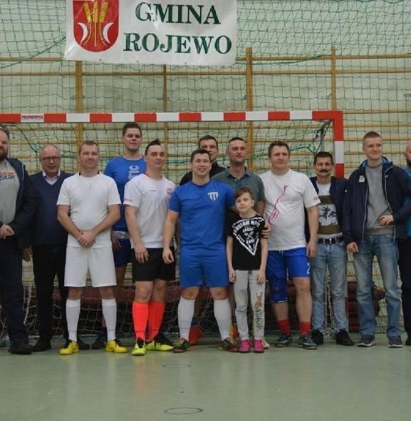 Charytatywny turniej piłkarski w Rojewie [zdjęcia]