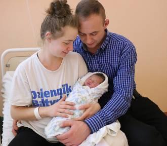 Nadia urodziła się jako pierwsza
