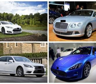 Jaka to marka samochodu? Rozpoznasz po zdjęciu?