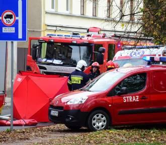 W pożarze w Inowrocławiu zginęła matka z trzema córkami. Zapadł wyrok