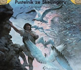 """""""Thorgal. Pustelnik ze Skellingaru"""". Premiera rynkowa już 13 listopada. Co nas czeka tym razem?"""