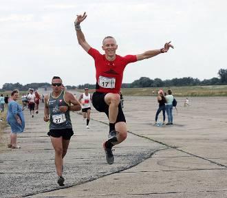 Bieg po legnickim lotnisku - Decathlon Aero Run [ZDJĘCIA]