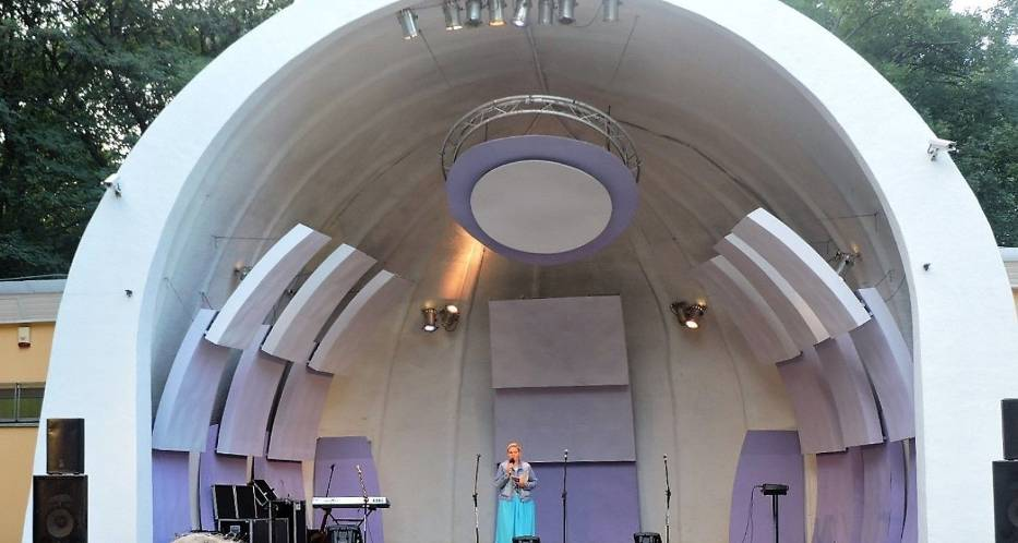 """Był to koncert finałowy wakacyjnego projektu """"TABOR - cygańskie lato na Grochowie"""""""