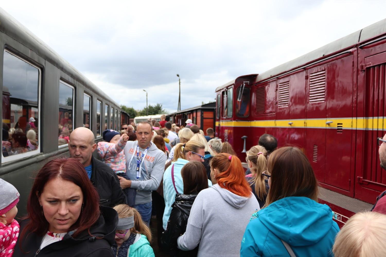 Gnieźnieńska Kolej Wąskotorowa znów otwarta!