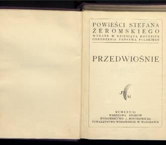 """Narodowe Czytanie """"Przedwiośnia"""" w Nakle Śląskim"""