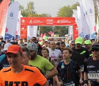 PKO Silesia Marathon: ponad 8 tys. osób biegło dla Piotrusia [ZDJĘCIA]