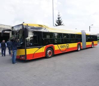 37 nowych autobusów dla Poznania. MPK przetestuje też model elektryczny [ZDJĘCIA]