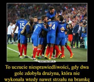 Francja - Chorwacja 4:2. Finał mundialu okiem internautów [MEMY, DEMOTYWATORY]