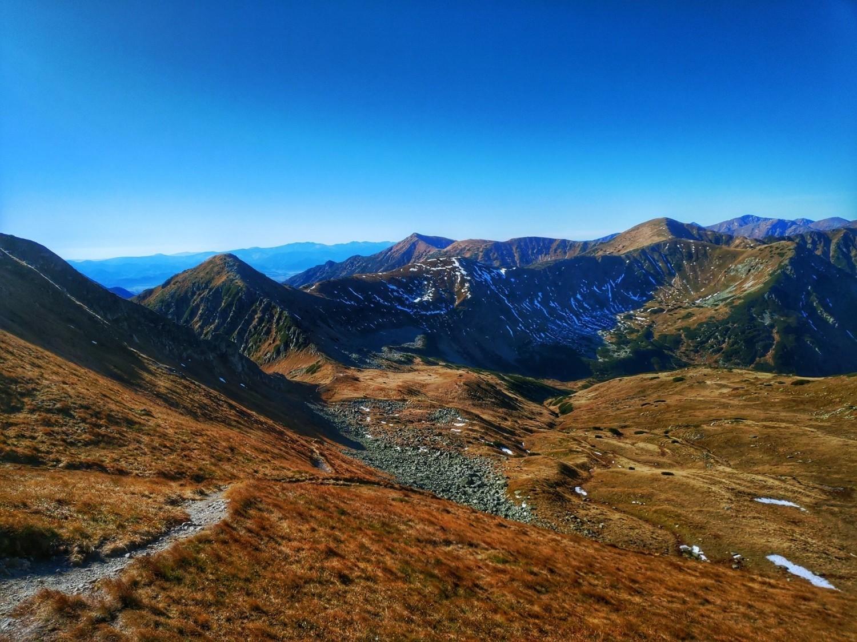 - Początki jesieni w Tatrach już są widoczne, choć do jej pełni jeszcze trochę czasu