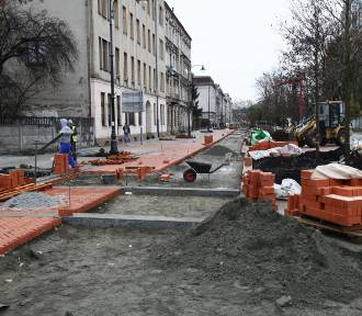 Remont ul. Skorupki w Łodzi. Kiedy koniec?