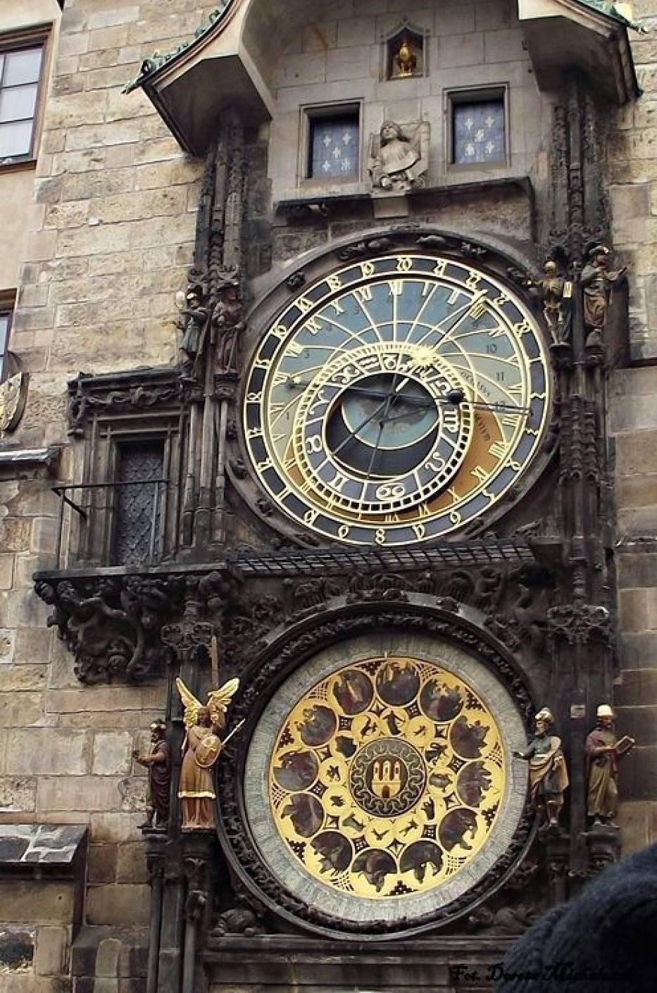 Zegar astronomiczny Orloj
